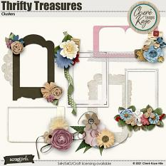Thrifty Treasures Clusters