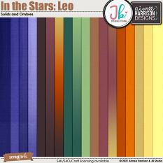 In the Stars: Leo Solids and Ombres