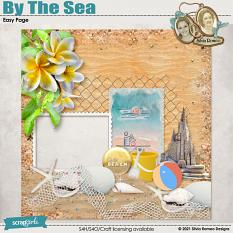 By The Sea Easy Page by Silvia Romeo