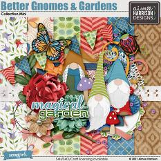 Better Gnomes and Gardens Collection Mini