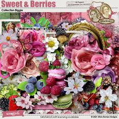 Sweet & Berries Collection Biggie by Silvia Romeo