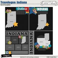 Travelogue: Indiana by Connie Prince
