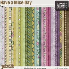 Have a Mice Day Papers