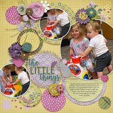 Have a Mice Day Layout