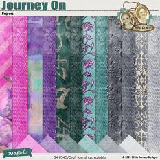Journey On Papers by Silvia Romeo