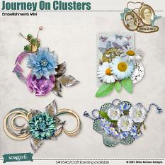Journey On Clusters by Silvia Romeo
