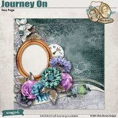Journey On Easy Page by Silvia Romeo