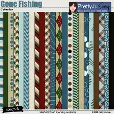 Gone Fishing Papers view