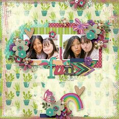 layout by Aimee
