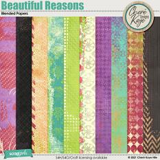 Beautiful Reasons Blended Papers