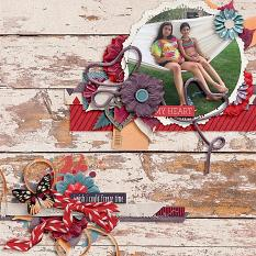 Layout by Joanna using Memorizing You Collection Biggie