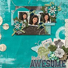 CT Layout using White Space Volume 61 12x12 Templates by Connie Prince