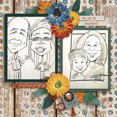 Layout by Penny