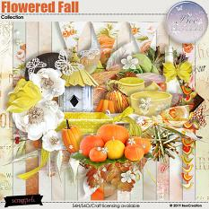Flowered Fall Collection