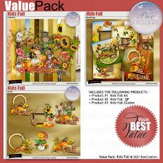 Kids Fall Value Pack