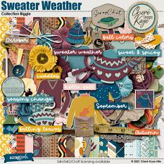 Sweater Weather Collection Biggie