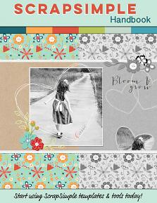 Scrap Girls ScrapSimple Instructions Handbook