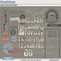 Roadmap Alpha & Word Art