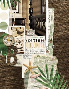 Decorating Mood Board by Brandy Murry