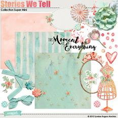Stories We Tell collection super mini