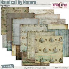 Nautical By Nature Papers