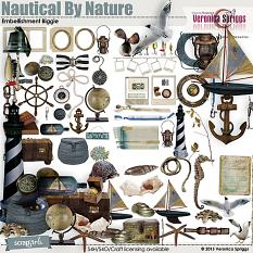 Nautical By Nature Embellishments