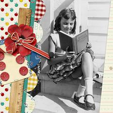 Double Spread Page 1 Layout by Amanda Fraijo-Tobin