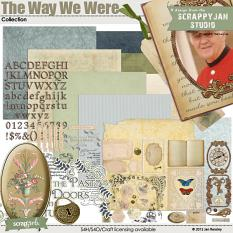 See also the full The Way We Were Collection by Jan Ransley