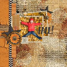 Fall layout by Emily Abramson