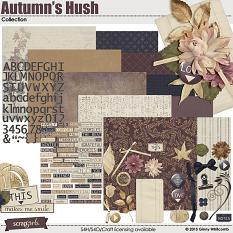 Autumn's Hush Collection By Ginny Whitcomb