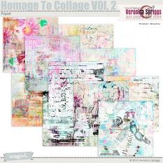 Homage To Collage Vol. 2