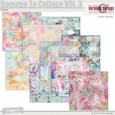 Homage To Collage Vol. 3