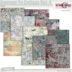 Homage To Collage Vol. 4