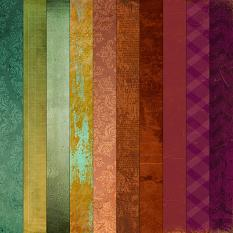 Autumn Like Paper Samples by Keri Schueller