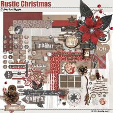 Rustic Christmas Collection Biggie