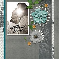 layout using Capturing Memories Collection Super Mini