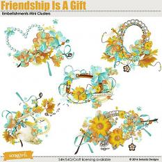Friendship Is a Gift Clusters