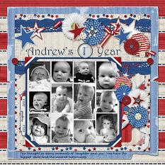 Andrew's First Year