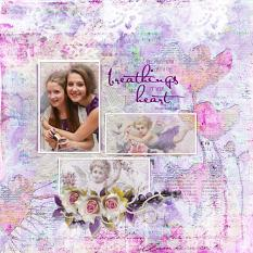 Layout by Pam Zeman using Artful Life paper templates