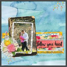 Layout by April Martell