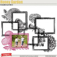 Honey Garden Embellishment Mini 2