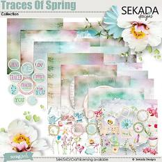 Traces Of Spring Collection