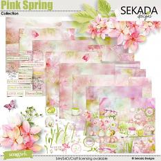 Pink Spring Collection