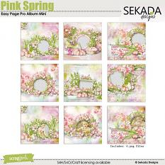 Pink Spring EPP Album Mini