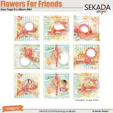 Flowers For Friends EPP Album Mini