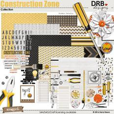 Construction Zone Collection by DRB Designs | ScrapGirls.com