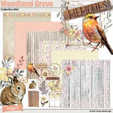 Woodland Grove Collection Mini by Cindy Rohrbough