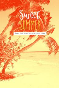 Sweet Summer layout by Brandy Murry