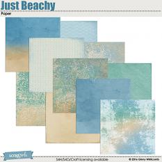 Just Beachy Paper