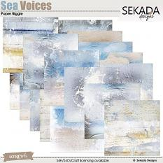 Sea Voices Paper Biggie